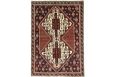 Orientalisk Matta Afshar 155x223 Persisk