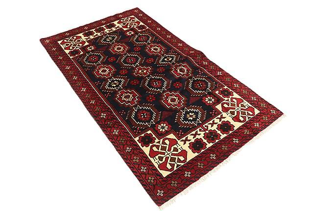 Orientalisk Matta Beluch 100x180 Persisk - Röd - Inredning - Mattor - Orientaliska mattor