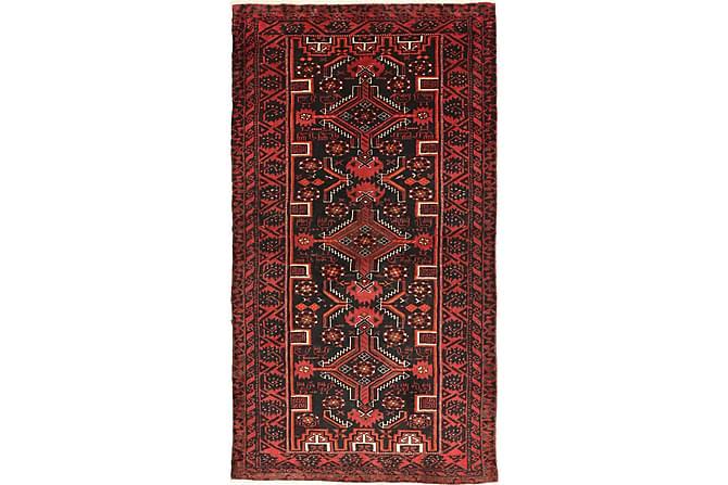 Orientalisk Matta Beluch 100x185 - Röd - Inredning - Mattor - Orientaliska mattor