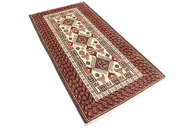 Orientalisk Matta Beluch 100x193 - Röd - Inredning - Mattor - Orientaliska mattor