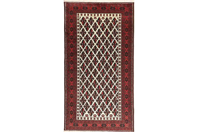 Orientalisk Matta Beluch 105x195 Persisk - Röd - Inredning - Mattor - Orientaliska mattor