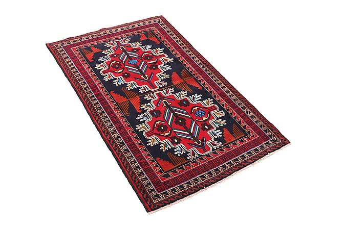 Orientalisk Matta Beluch 80x131 - Röd - Inredning - Mattor - Orientaliska mattor