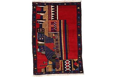 Orientalisk Matta Beluch 90x133