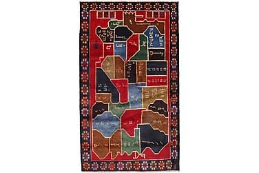Orientalisk Matta Beluch 91x157