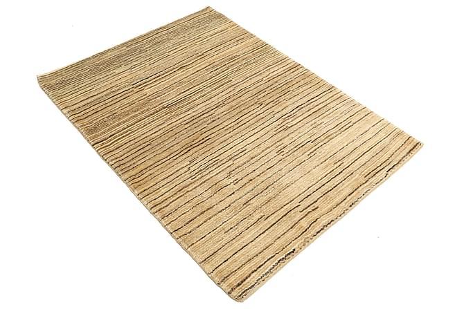 Orientalisk Matta Gabbeh 101x139 Persisk - Beige - Inredning - Mattor - Orientaliska mattor
