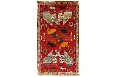 Orientalisk Matta Ghashghai 112x197 Persisk