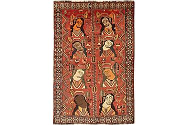 Orientalisk Matta Ghashghai 123x191