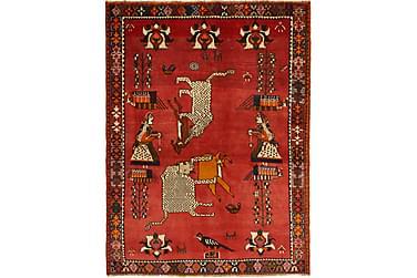 Orientalisk Matta Ghashghai 128x171 Persisk
