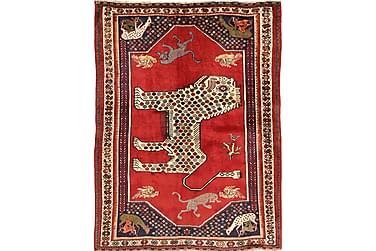 Orientalisk Matta Ghashghai 141x195 Persisk