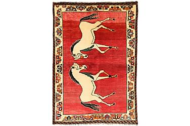 Orientalisk Matta Ghashghai 142x209