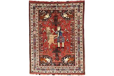 Orientalisk Matta Ghashghai 150x198 Persisk