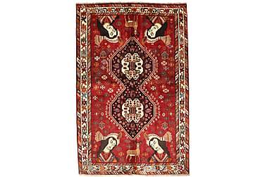 Orientalisk Matta Ghashghai 157x239 Persisk