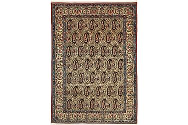 Orientalisk Matta Ghom 135x192 Persisk