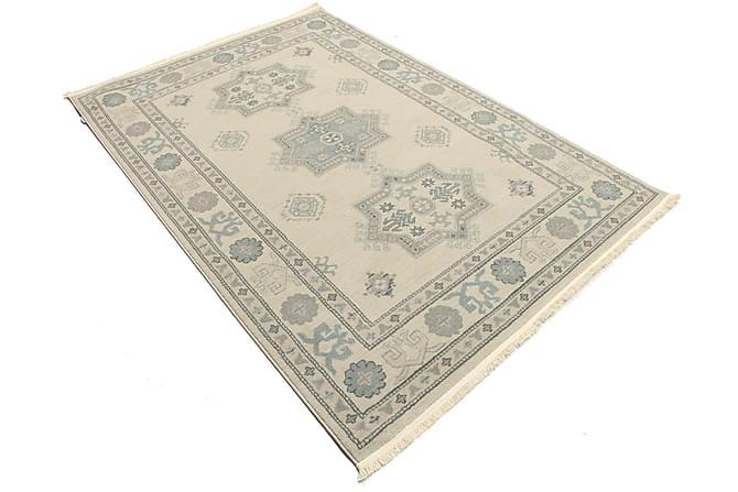Orientalisk Matta Kazak 160x230 - Svart|Grå - Inredning - Mattor - Orientaliska mattor