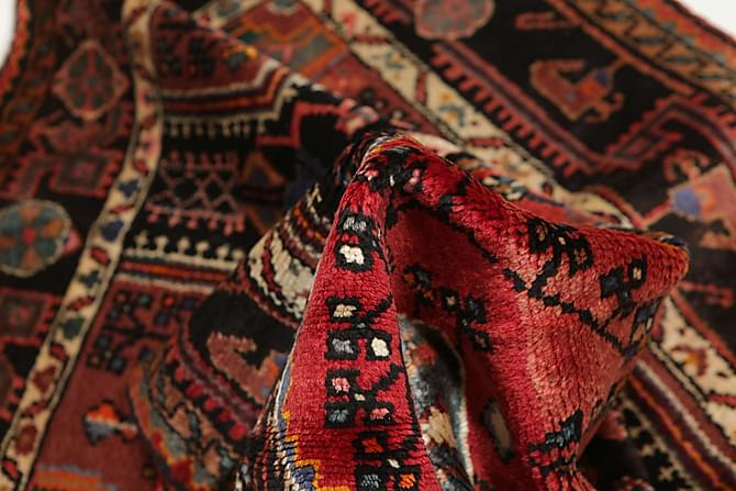 Orientalisk Matta Nahavand 132x218 Persisk - Röd - Inredning - Mattor - Orientaliska mattor