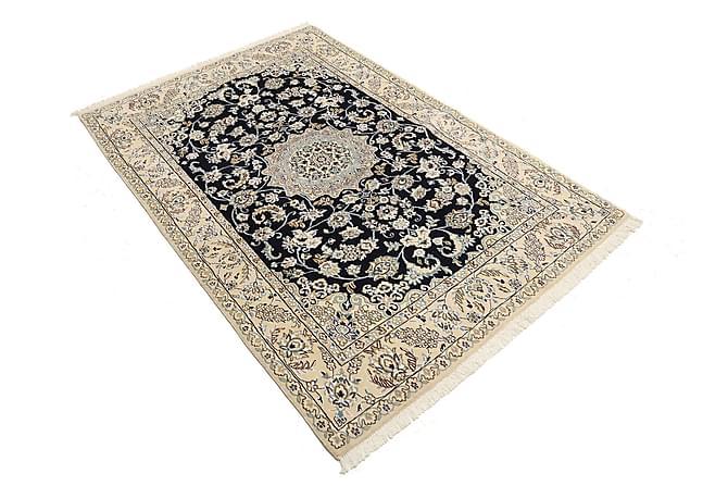 Orientalisk Matta Nain 131x205 - Beige|Blå - Inredning - Mattor - Orientaliska mattor