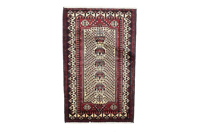 Orientalisk Matta Saveh 100x167 - Röd - Inredning - Mattor - Orientaliska mattor