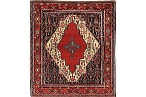 Orientalisk Matta Senneh 122x135 Persisk