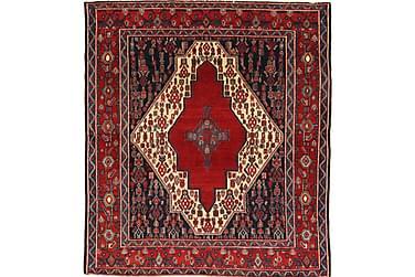 Orientalisk Matta Senneh 124x140 Persisk