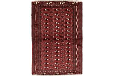 Orientalisk Matta Turkaman 100x143 Persisk