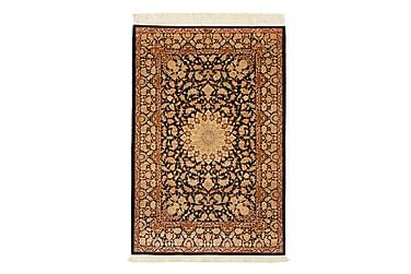 Orientalisk Silkesmatta Ghom 101x151