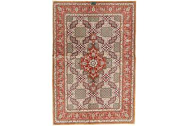 Orientalisk Silkesmatta Ghom 137x196