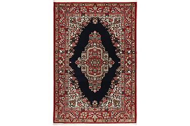 Orientalisk Silkesmatta Ghom 138x206