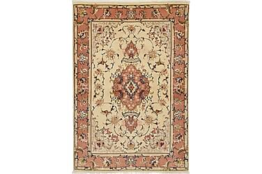 Orientalisk Silkesmatta Tabriz 100x145