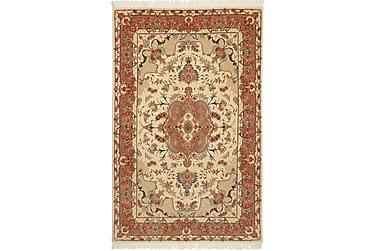 Orientalisk Silkesmatta Tabriz 100x159