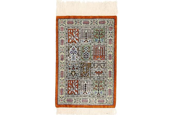 Silkesmatta Ghom 30x40 - Flerfärgad - Inredning - Mattor - Orientaliska mattor