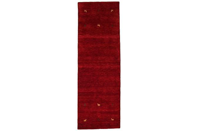 Stor Matta Gabbeh 80x250 - Röd - Inredning - Mattor - Orientaliska mattor