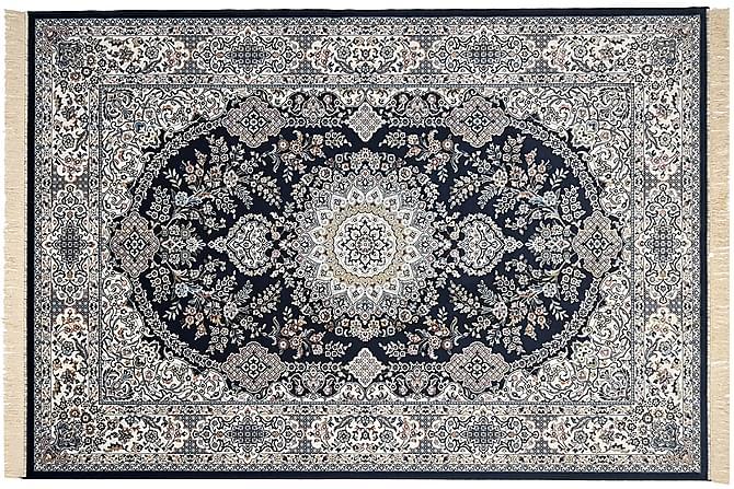Viskosmatta Moniga 135x195 cm - Blå - Inredning - Mattor - Orientaliska  mattor f12bb59e28f26