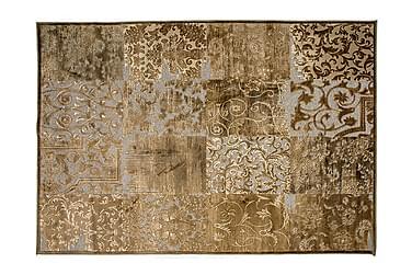 Matta Venedig Konstsilke 140x200  Beige