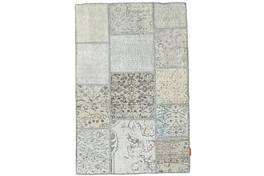 Patchworkmatta Black & White 100x150 Modern