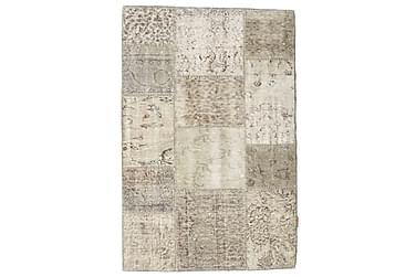 Patchworkmatta Black & White 100x152 Modern