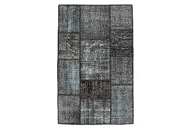 Patchworkmatta Black & White 100x156 Modern