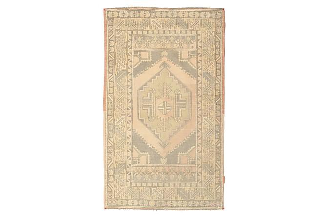 Patchworkmatta Colored Vintage 104x173 - Brun - Inredning - Mattor - Patchwork-matta