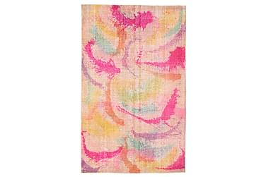 Patchworkmatta Colored Vintage 164x260 Stor