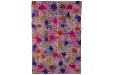 Patchworkmatta Colored Vintage 196x290 Stor