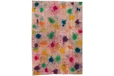 Patchworkmatta Colored Vintage 198x286 Stor