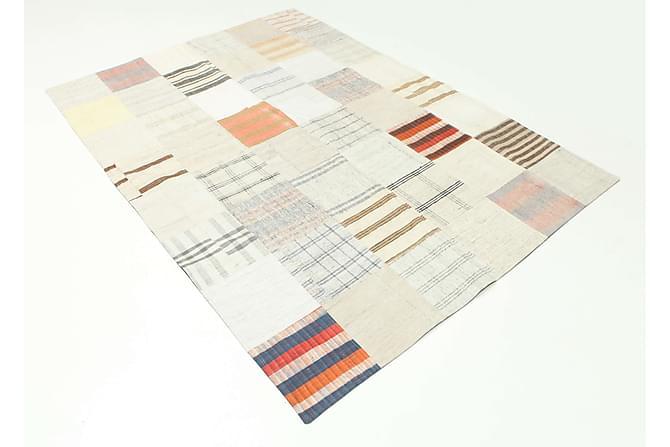 Patchworkmatta Kelim 170x230 Stor - Flerfärgad - Inredning - Mattor - Patchwork-matta
