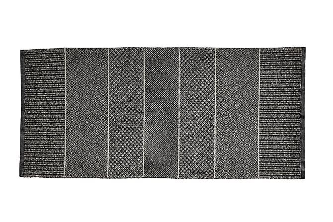 Matta Mix Alice 150x250 PVC/Bomull/Polyester Grafit - Horredsmattan - Inredning - Mattor - Plastmattor