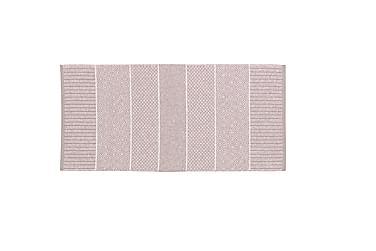 Matta Mix Alice 70x100 PVC/Bomull/Polyester Rosa