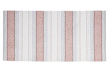 Matta Mix Anna 70x180 PVC/Bomull/Polyester Rosa