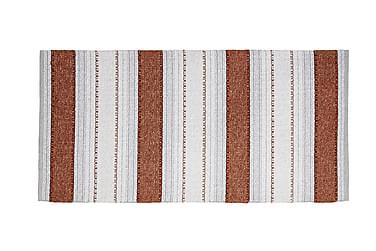 Matta Mix Anna 70x340 PVC/Bomull/Polyester Rost