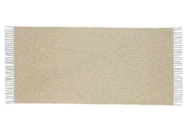 Matta Mix Goose 150x200 PVC/Bomull/Polyester Gul