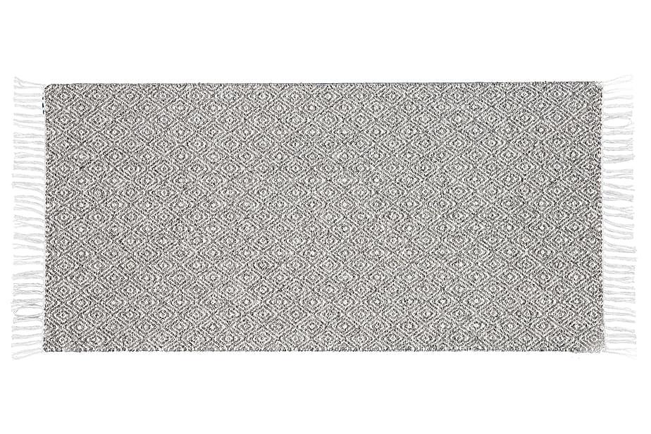 Matta Mix Goose 70x50 PVC/Bomull/Polyester Grafit