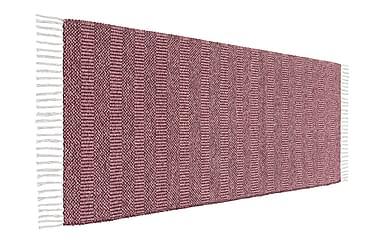 Matta Mix Maja 70x350 PVC/Bomull/Polyester Rosa