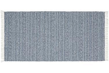 Matta Mix Svea 150x180 PVC/Bomull/Polyester Blå