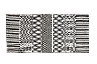 Plastmatta Alfie 150x250 Vändbar PVC Grå